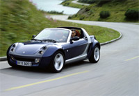 Roadster smart Passion